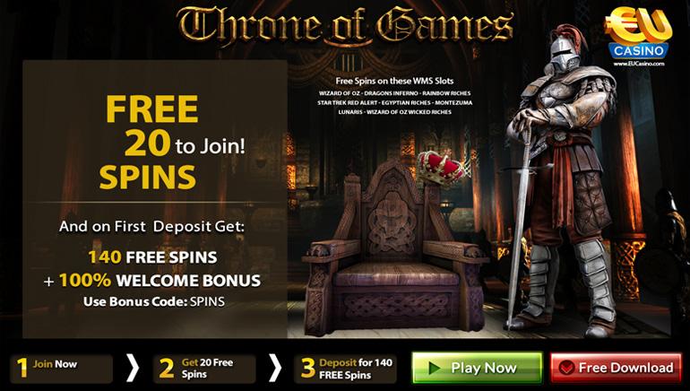 Throne of Games – cea mai Fierbinte Promoție la Sloturi despre care Toată Lumea Vorbește