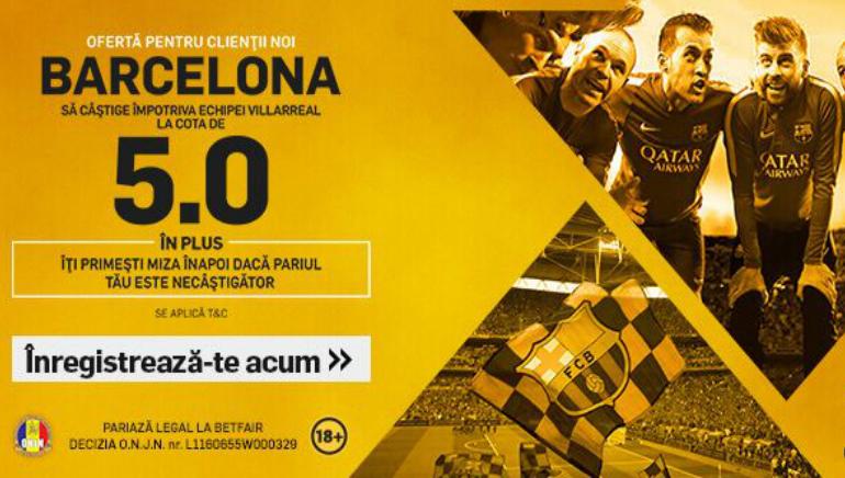 Trei Puncte Vitale pentru Barcelona în Meciul cu Villarreal