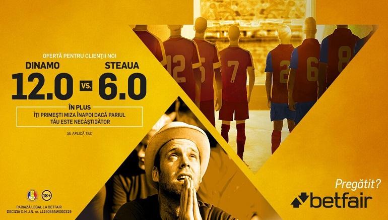 Steaua și Dinamo se Întâlnesc din Nou în Marele Derby al României