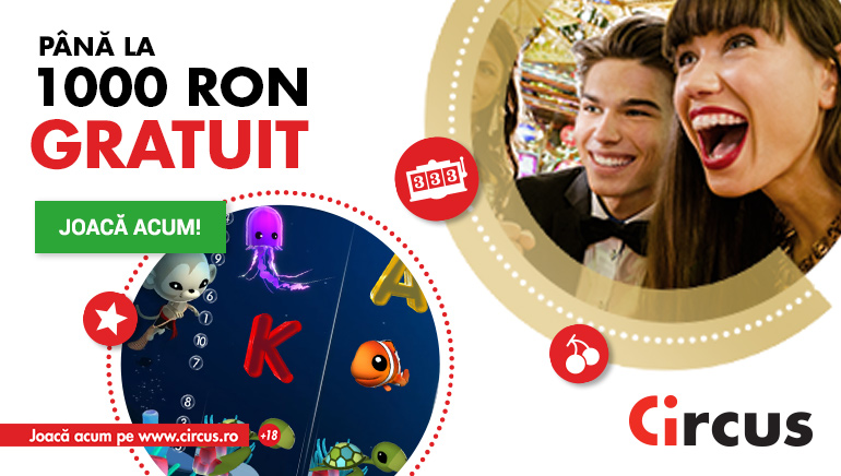 Circus Cazino Continuă să Te Surprinda in 2016