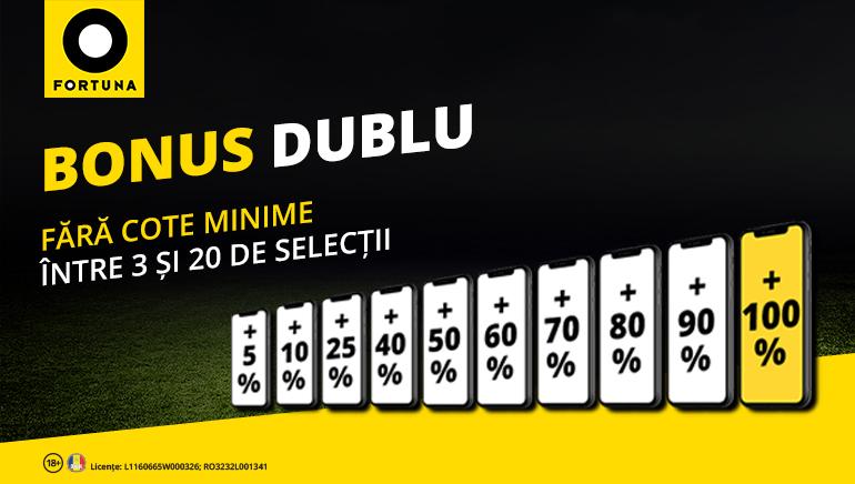 Dublează-ți câștigurile la eFortuna cu Multiplicator de cote