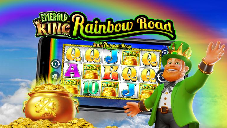 Pragmatic Play Adaugă Două Sloturi Noi: Mysterious Egypt și Emerald King Rainbow Road