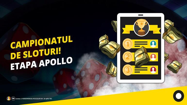 Campionatul Național de Sloturi Apollo Începe la Fortuna
