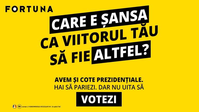 eFortuna România te Invită să Pariezi pe Alegerile Prezidențiale