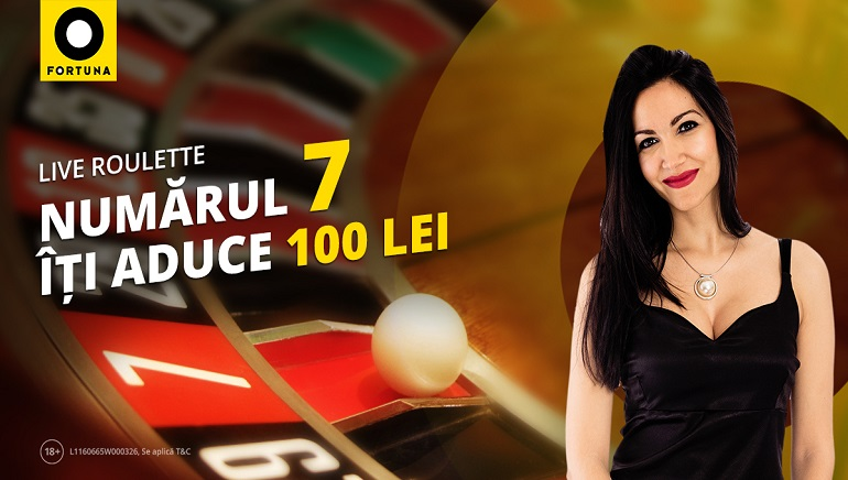 Descoperă Noile Promoții pentru Jocurile Live la Fortuna Cazino