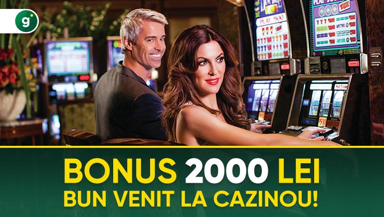 Getsbet.ro Profită de pachetul de Bun Venit disponibil la primele 3 depuneri în balanța Cazinou!