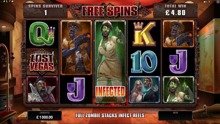 Slotul Lost Vegas Disponibil în Cazinourile Licențiate de ONJN