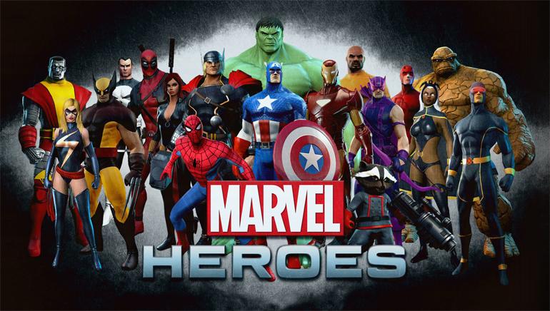 Alaturati-va Eroilor Marvels la Casino Online