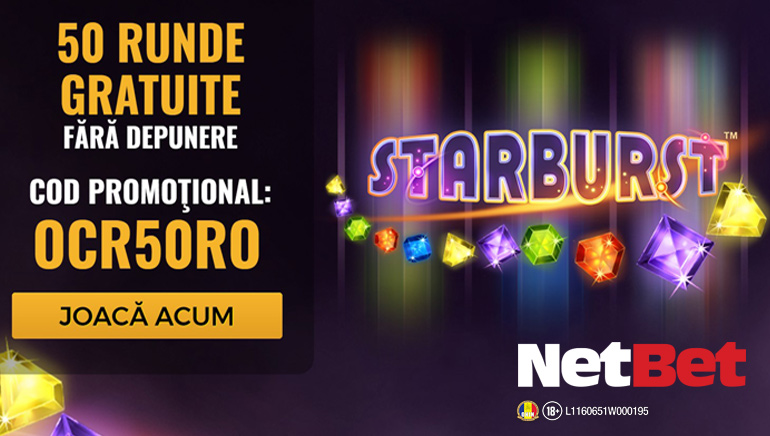 Netbet Casino Romania exclusive offer
