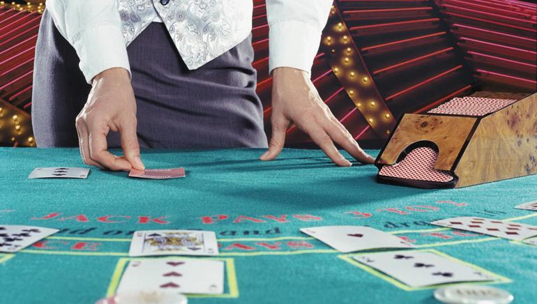 Blackjack cu Limită Mare
