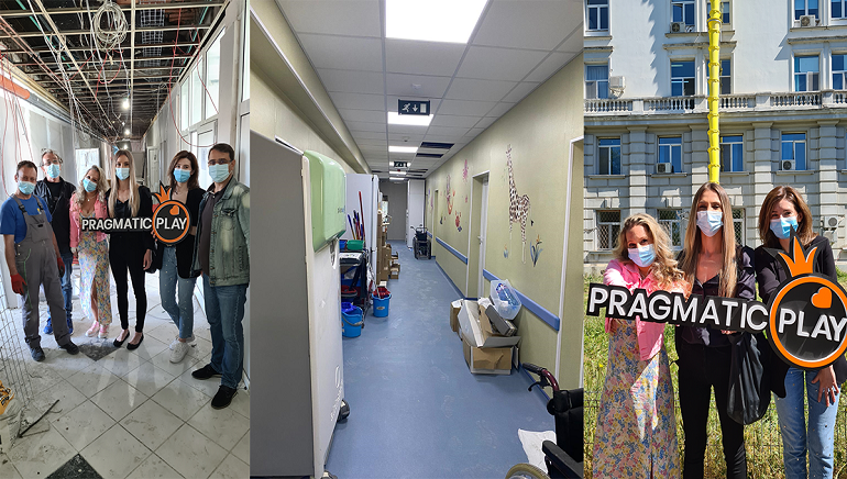 Pragmatic Play Sponsorizează Fundația Filantropică Metropolis