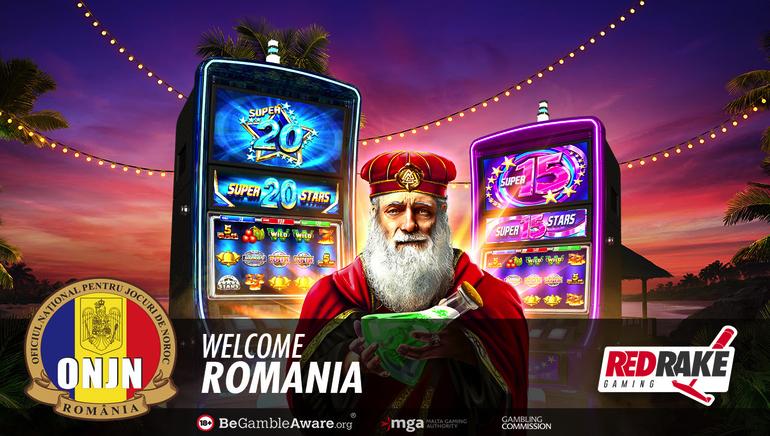 ONJN Licențiază Red Rake Gaming pentru a Opera Legal în România
