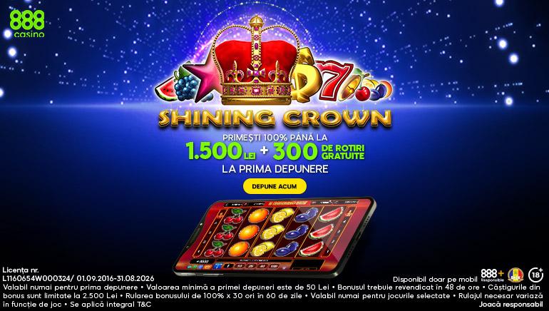 Obțineți un bonus extraordinar de bun venit la 888 Casino