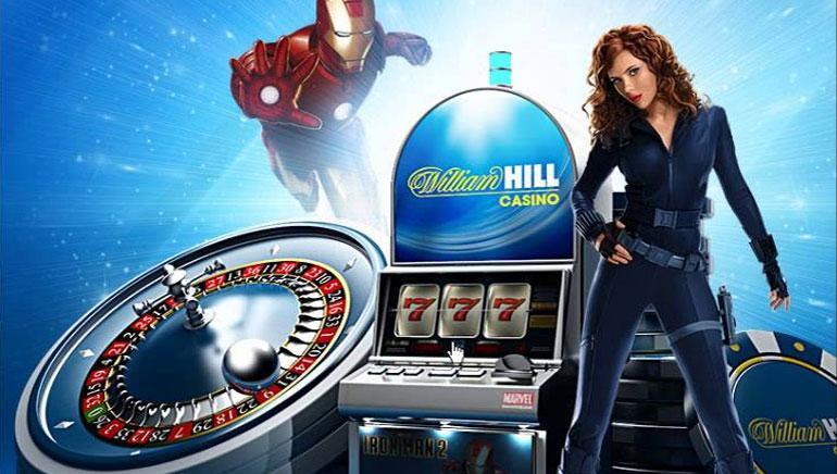 Jocuri noi lansate într-un lobby nou la William Hill Casino